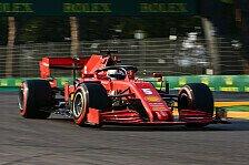 Formel 1, Imola: Vettel verliert Startplatz wegen Tracklimits