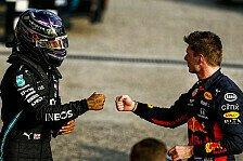 Formel 1, Mercedes-Angebot für Verstappen? Red Bull auf der Hut
