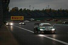 ADAC GT Masters: Audi-Duo Hofer/Haase gewinnt Samstagskrimi