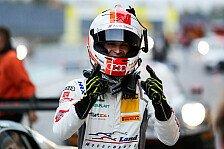 ADAC GT Masters: Fahrerlagerradar auf dem Lausitzring