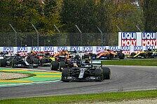 Formel 1: Kurzes Wochenende wie Imola 2020 hat keine Zukunft