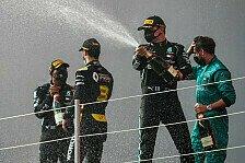 Formel 1 2020: Emilia Romagna GP - Podium