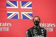 Formel 1, Hamilton-Hammer: Keine Garantie, dass ich bleibe!