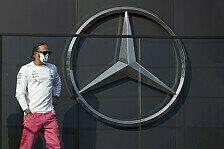 Formel 1: Hamilton positiv auf Corona - kein Start in Sakhir