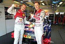 DTM-Statistik: Rene Rast auf dem Weg zum Audi-Rekordsieger