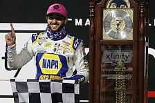 NASCAR Playoffs 2020: Fotos Rennen 35 - Martinsville Speedway