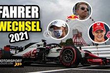 Formel 1 - Video: Formel 1-Fahrerkarussell 2021: Wo fahren Mick Schumacher & Co?