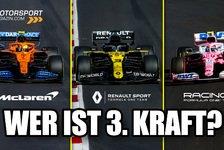 Formel 1 - Video: Dreikampf um P3: Ist Renault jetzt die 3. Kraft der Formel 1?