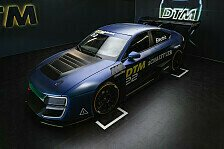 DTM-Zukunft: Ticker-Nachlese zur Elektro-Präsentation heute