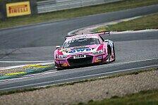 ADAC GT Masters Oschersleben: Audi im ersten Training vorn
