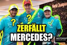 Formel 1 - Video: Ohne Hamilton & Wolff: Zerbricht das Mercedes Formel 1-Team?