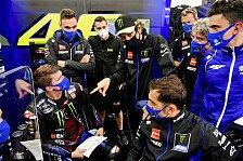 MotoGP Valencia: Rossi bedankt sich bei Ersatzmann Gerloff