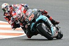 MotoGP Valencia 2020: Alle Bilder vom Trainings-Freitag