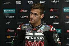 MotoGP: Quartararo total verloren, volles Risiko letzte Chance