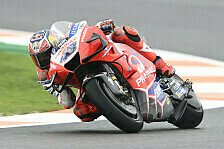 MotoGP Valencia: Jack Miller holt Tagesbestzeit, Mir nur Elfter