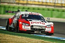 DTM Hockenheim 2020: Rene Rast mit Pole vor Titelgewinn