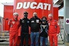 MotoGP: Luca Marini unterschreibt für 2021 bei Avintia