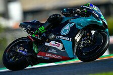 MotoGP Valencia: Morbidelli nach Warm-Up-Bestzeit Favorit
