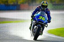 MotoGP, Live-Ticker Valencia: Reaktionen zu Mirs Debüt-Sieg