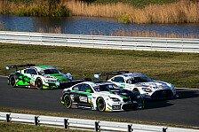 ADAC GT Masters: Schubert Motorsport beim Finale in den Punkten