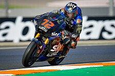 Moto2 Valencia: Bezzecchi siegt, Lowes wirft WM-Führung weg