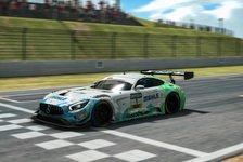 Moritz Löhner verteidigt ADAC GT Masters eSports-Titel