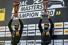 Ammermüller und Engelhart gewinnen ADAC GT Masters 2020
