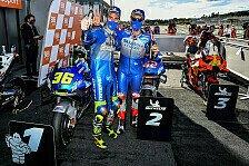 MotoGP: Suzuki zum ersten Mal Team-Weltmeister