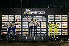 Piana & Schrey neue Champions der ADAC GT4 Germany