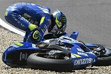 MotoGP Valencia - Joan Mir nach Crash: Haben noch Potenzial