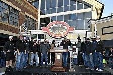 NASCAR 2020: Champion Chase Elliott besucht Dawsonville