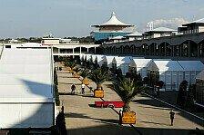 Formel 1 2020: Türkei GP - Vorbereitungen Donnerstag