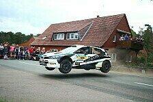 2021 sechs Mal DRM und ADAC Rallye Masters