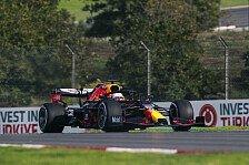 Formel 1, Türkei 2020 1. Training: Verstappen rutscht am besten