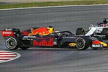 Formel-1-Fahrer über Rutsch-Asphalt: Schwärmen oder Schimpfen