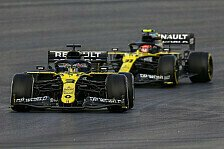 Formel 1, Renault mit Asphalt überfordert: Später Lichtblick?