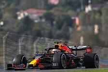 Formel 1 Türkei, Red Bull dominiert: Mercedes in T8 chancenlos