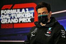 Formel 1 2025 - Toto Wolffs Traum-Motor: Nur Bio-Sprit