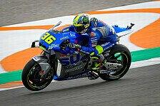 MotoGP: Joan Mir holt WM-Titel, Morbidelli siegt in Valencia