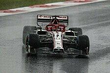 Formel 1, Sauber-Pleite beim 500. GP - Kimi flachst: Geht klar!
