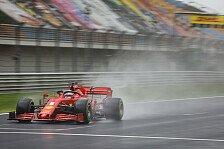 Formel 1 Türkei, Vettel klar vor Leclerc: Kein Trost für P12