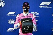 Formel 1 2020: Türkei GP - Samstag