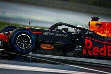 Formel 1 Türkei, Verstappen rastet nach P2 aus: Scheiß Reifen!