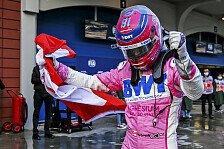 Formel 1, Bestzeit unter Gelb: Darum bleibt Stroll auf Pole