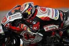 MotoGP Valencia - Nakagami nach Crash: Ich wollte den Sieg