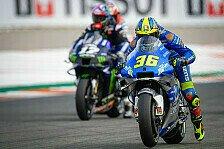 MotoGP Valencia: Joan Mir spricht über Strategie für Sonntag