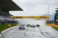 Formel 1 Türkei 2021: So wird das Wetter im Rennen