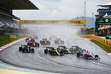 Formel 1 Rennkalender 2021: Türkei ersetzt Singapur