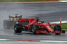 Formel 1, Vettel zurück auf dem Podium: Wollte um Sieg zocken!