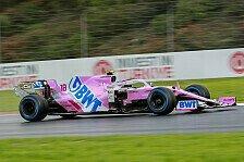 Formel 1 - Nach Stroll-Desaster: Racing Point findet Schaden
